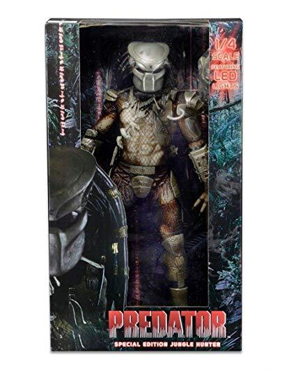 NECA 1/4 MASKED PREDATOR : JUNGLE HUNTER