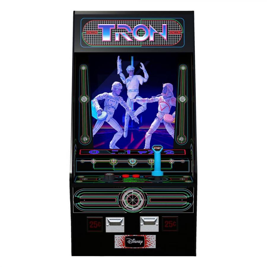 Tron Electronic: Box Set Arcade Style Previews Exclusive Figure - Diamond Select