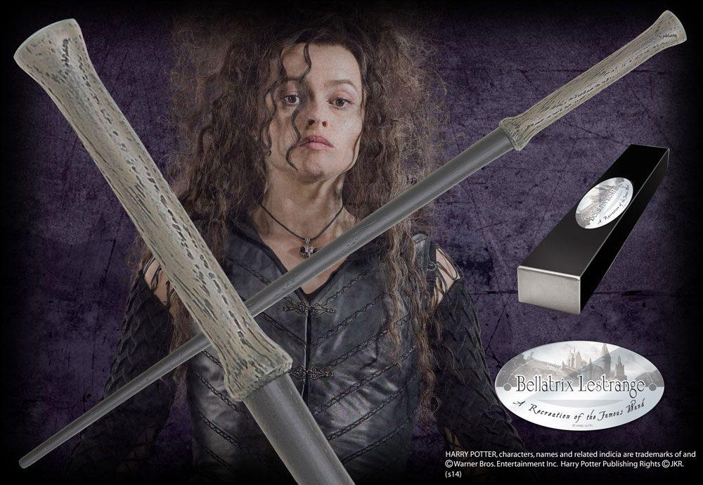 Harry Potter Wand Bellatrix Lestrange (Character-Edition) - Noble Collection