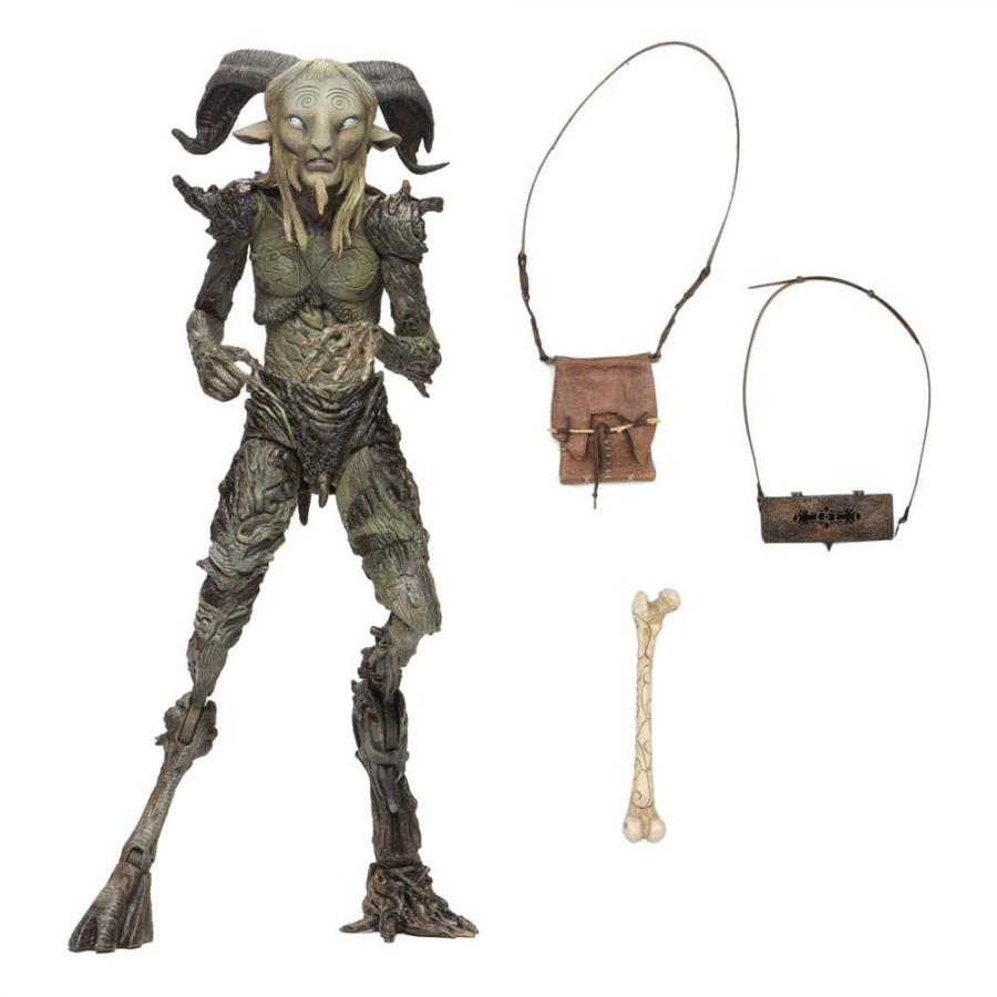 Old Faun (Pan's Labyrinth) - Guillermo del Toro Signature Collection Figure  23 cm - Neca