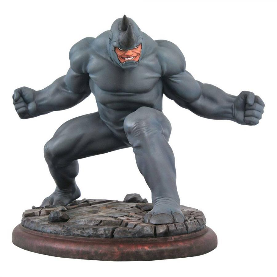 Marvel Comic Premier Collection Statue The Rhino 23 cm