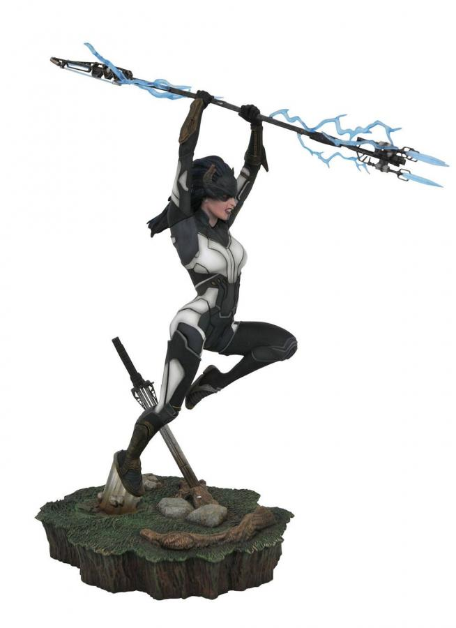 Avengers: Infinity War Marvel Movie Gallery PVC Statue Proxima Midnight 28 cm