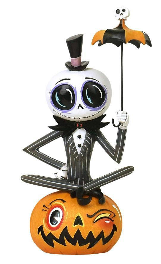 The World of Miss Mindy Presents Disney Statue Jack Skellington 18 cm