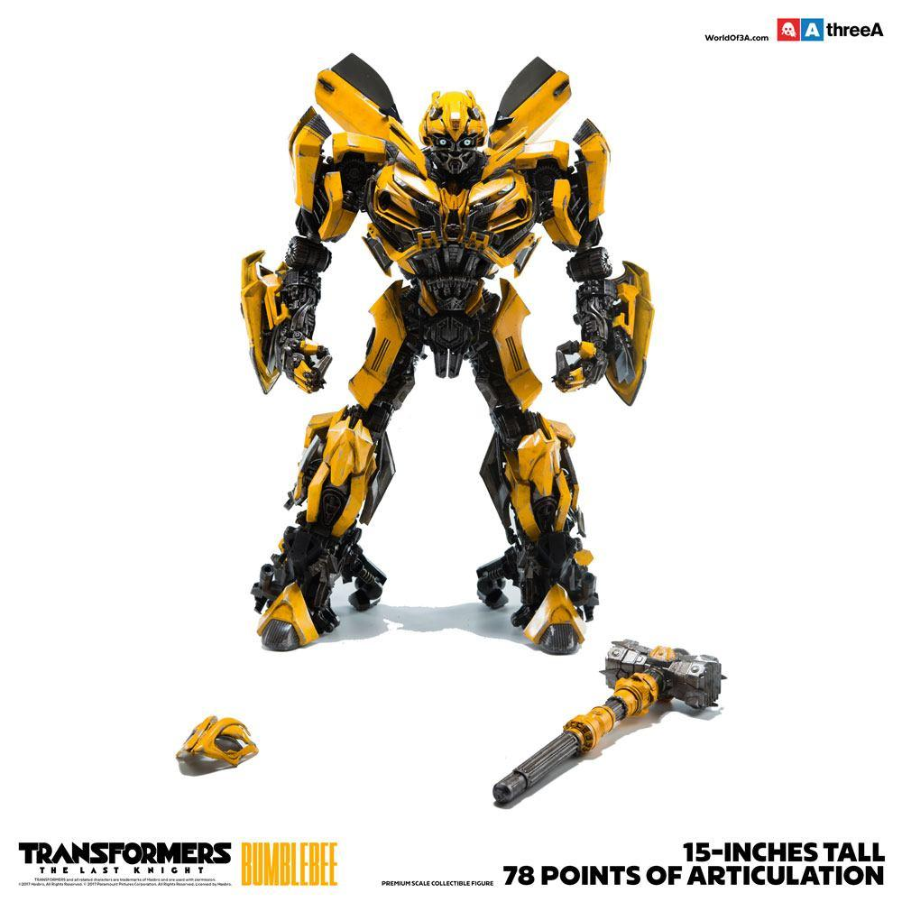 Transformers The Last Knight Action Figure 1/6 Bumblebee 38 cm