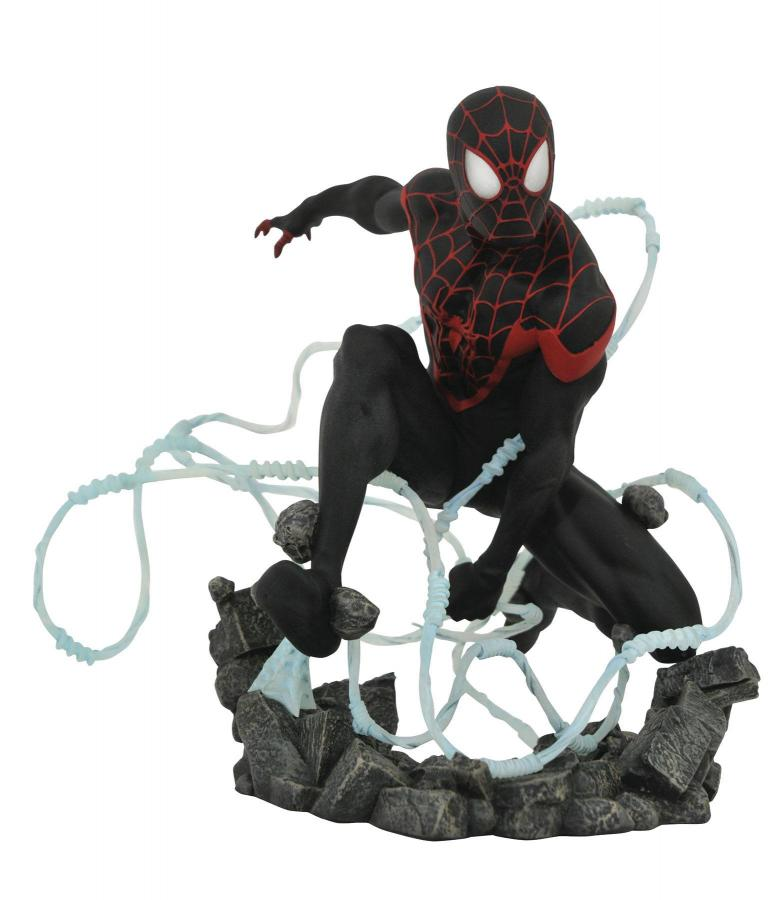 Marvel Comic Premier Collection Statue Miles Morales Spider-Man 23 cm