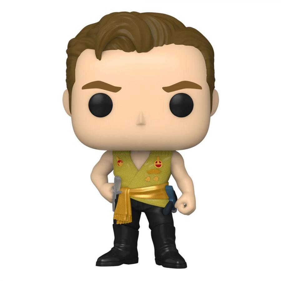 Star Trek POP! TV: Kirk (Mirror Mirror Outfit) 9 cm Vinyl Figure - Funko