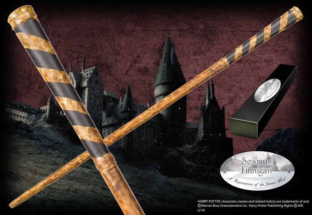 Harry Potter Wand Seamus Finnigan (Character-Edition) - Noble Collection