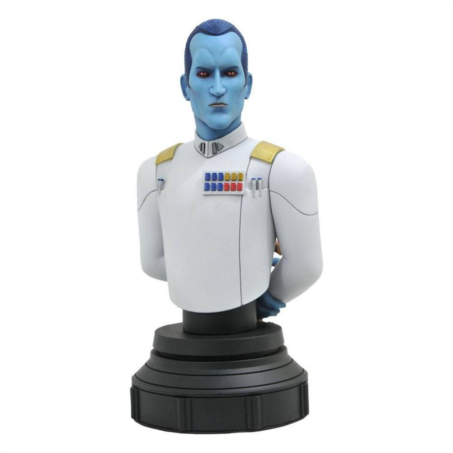 Star Wars Rebels: Grand Admiral Thrawn 1/7 Bust - Gentle Giant