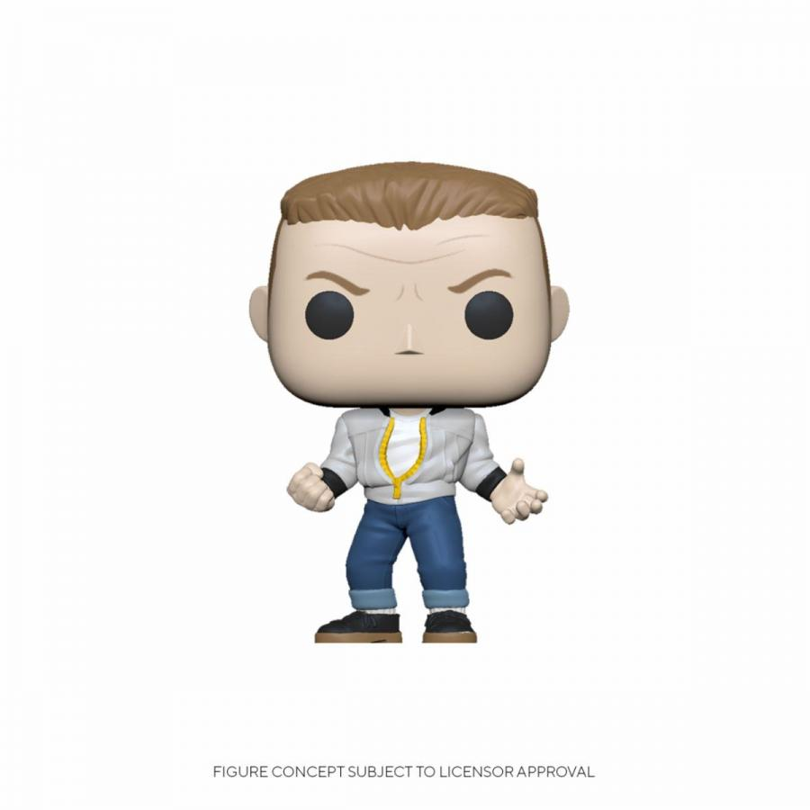 Back to the Future POP! Vinyl Figure Biff Tannen 9 cm - Funko
