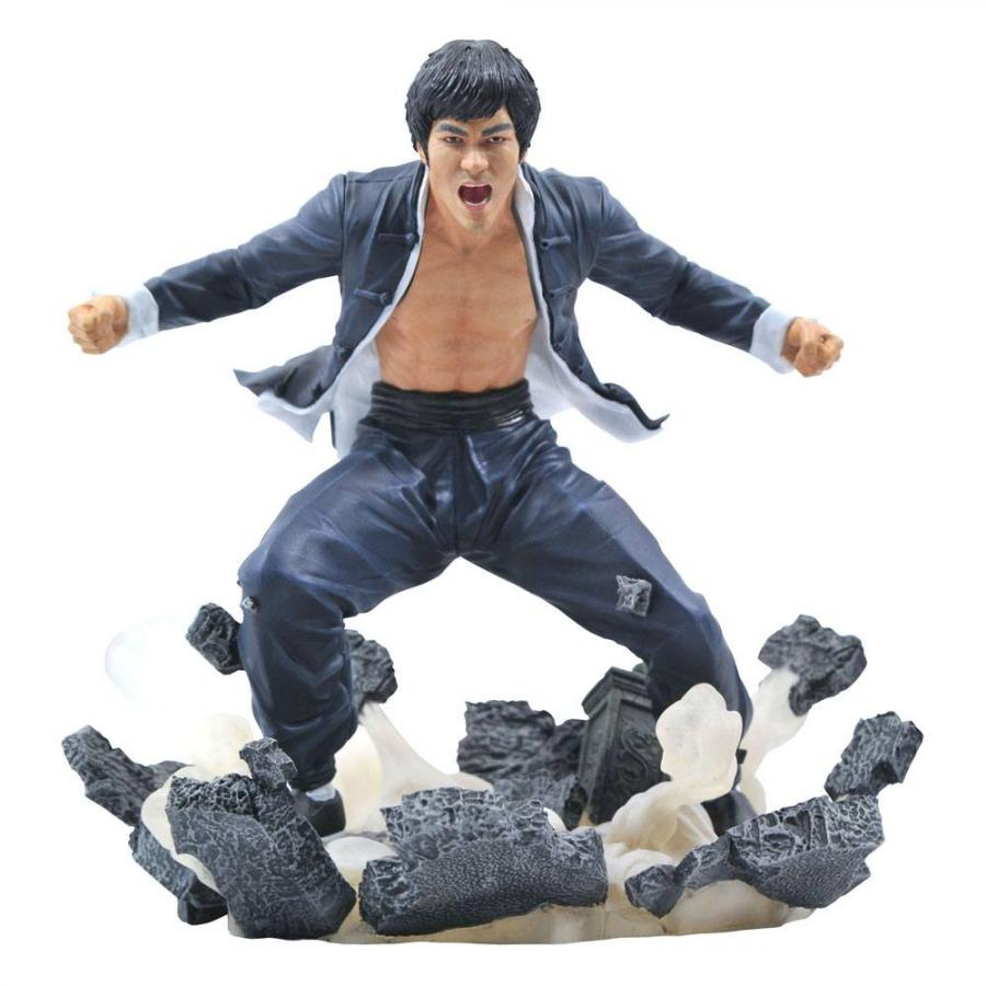 Bruce Lee 23 cm Gallery PVC Statue - Diamond Select