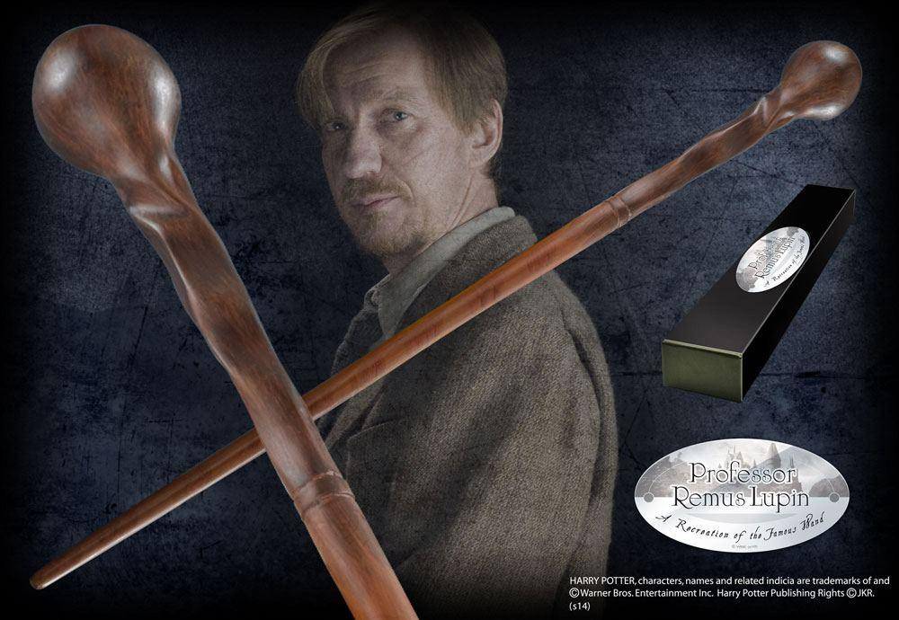 Harry Potter Wand Professor Remus Lupin (Character-Edition) - Noble Collection