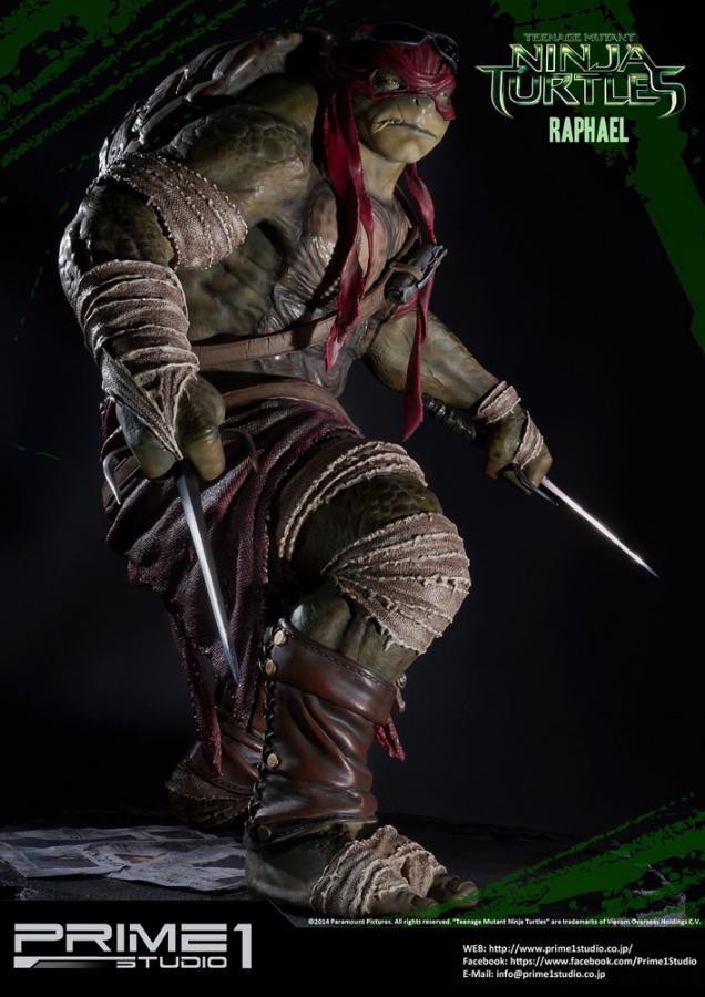 Teenage Mutant Ninja Turtles Statue Raphael 55 cm
