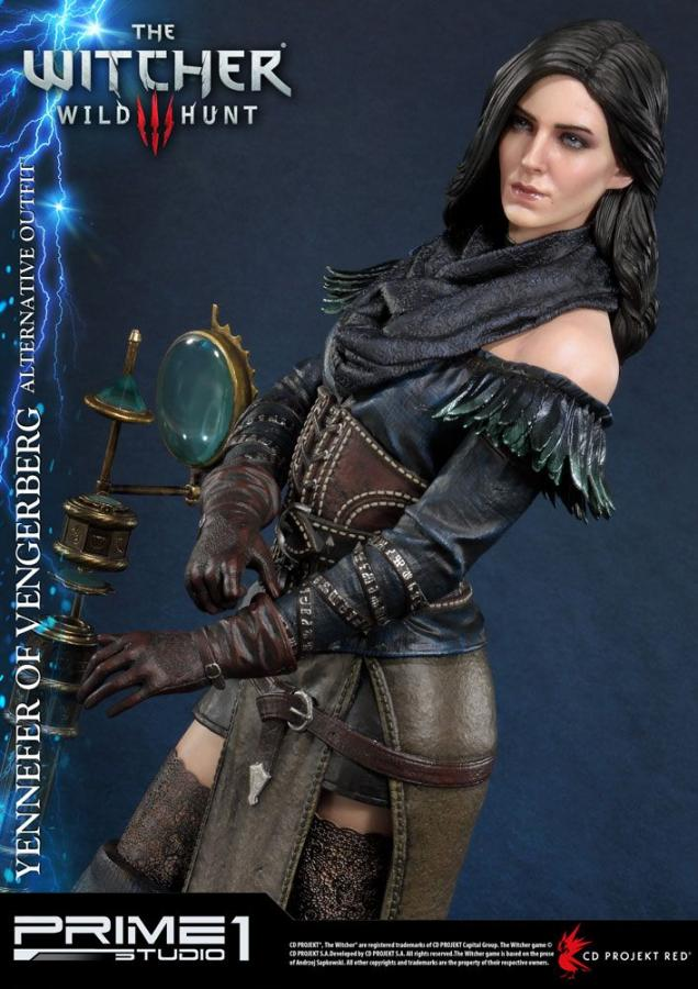 Witcher 3 Wild Hunt Statue Yennefer of Vengerberg Alternative Outfit 51 cm