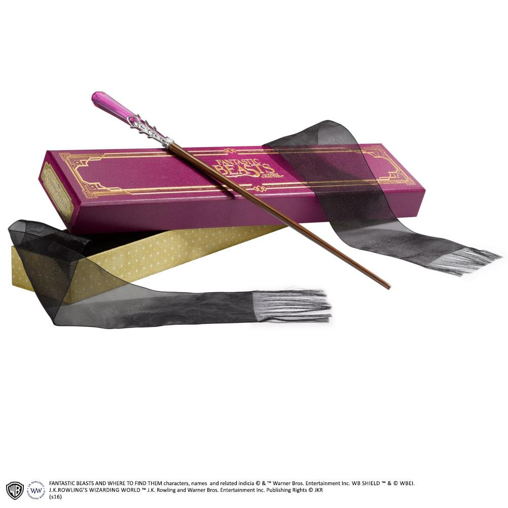 Fantastic Beasts: Wand Seraphina Picquery - Noble Collection