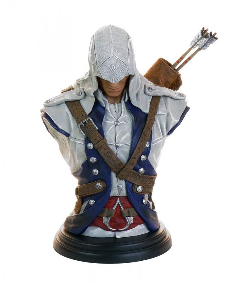 Assassin's Creed Legacy Collection Bust Connor 19 cm