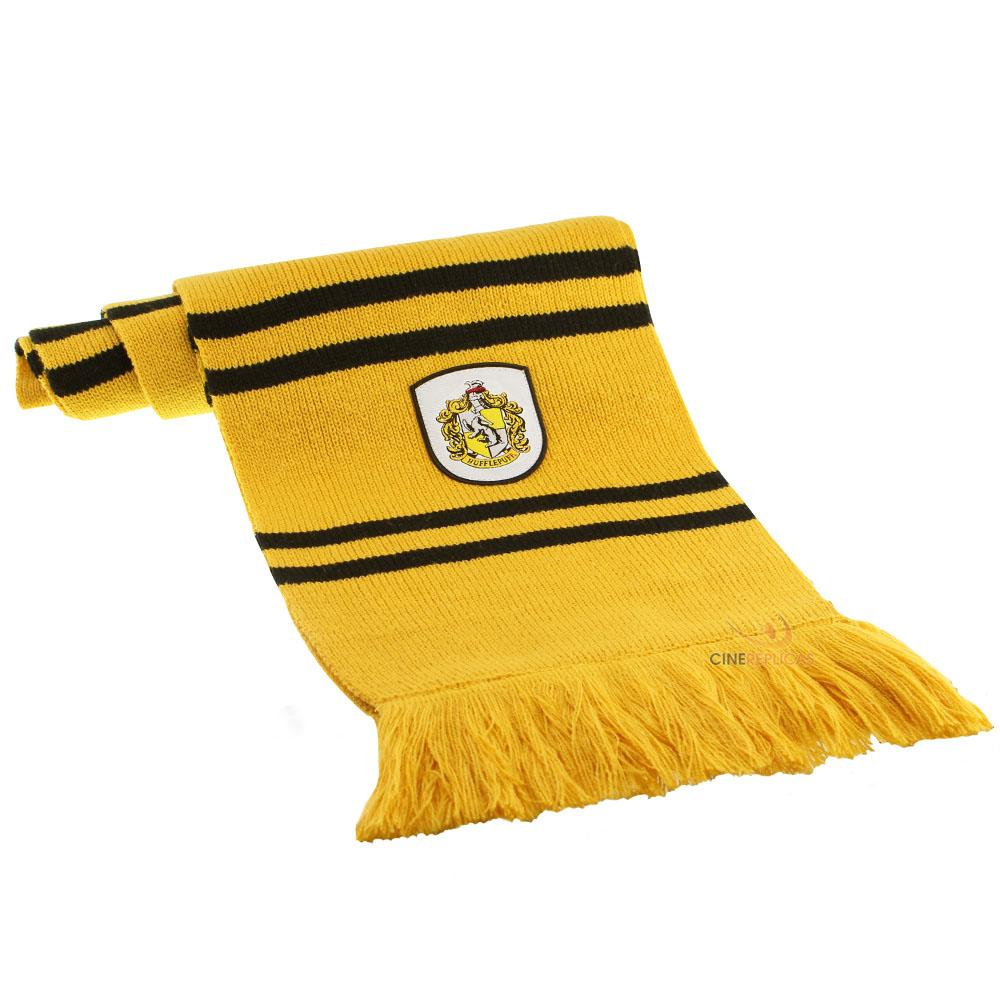 Harry Potter: Scarf Hufflepuff 190cm - Cinereplicas