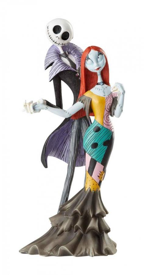 Disney Showcase Collection Statue Jack and Sally Deluxe (Nightmare Before Christmas) 22 cm