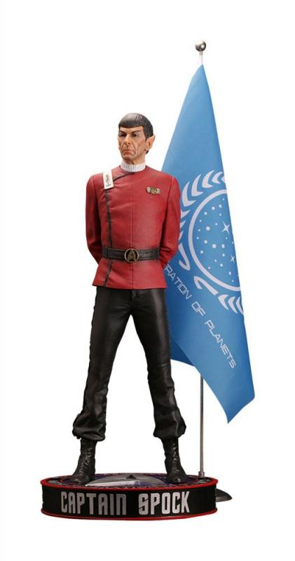 Star Trek II: The Wrath of Khan: Captain Spock 1/3 Statue - Dark Side Collectibles