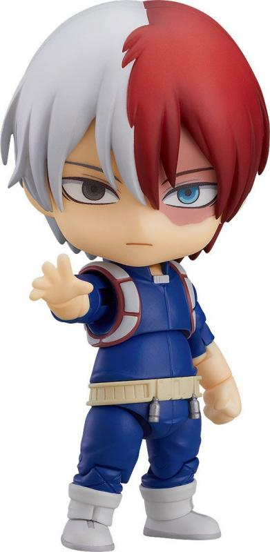 My Hero Academia Nendoroid Action Figure Shoto Todoroki: Hero's Edition 10 cm