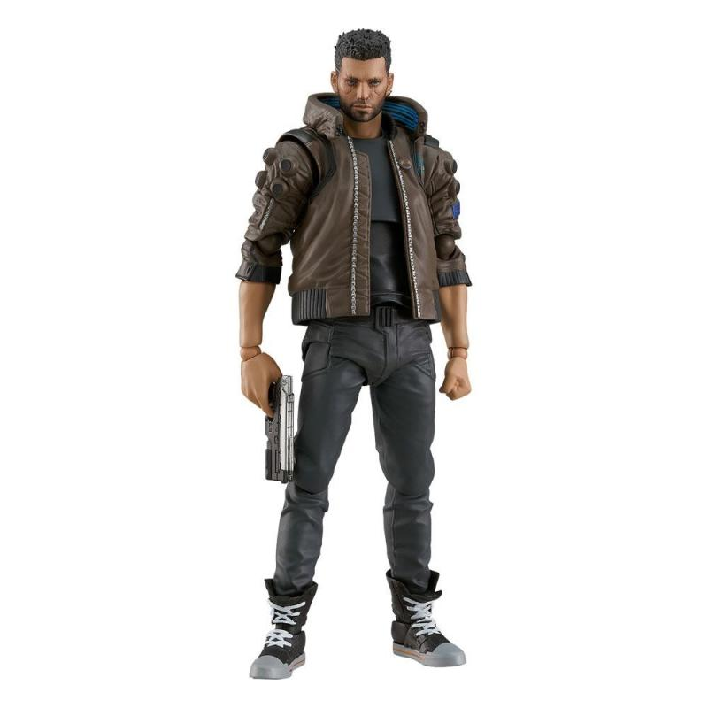 Cyberpunk 2077: V 16 cm Action Figure - Good Smile Company