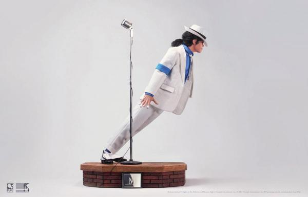 Michael Jackson: Michael Jackson Smooth Criminal Standard Edition - Statue 1/3 - Pure Arts