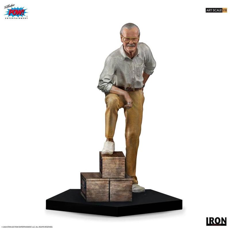 Marvel: Stan Lee - Art Scale Statue 1/10 - Iron Studios