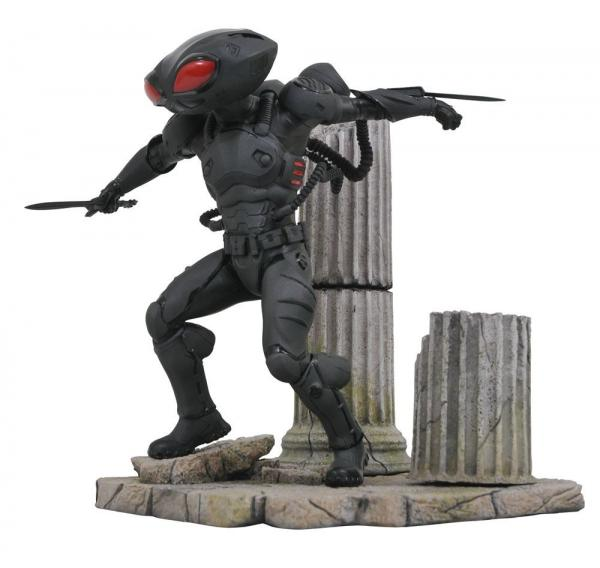 Aquaman DC Movie Gallery PVC Statue Black Manta 23 cm