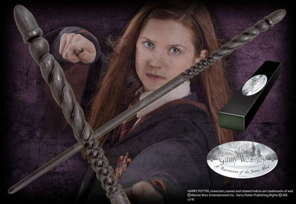 Harry Potter Wand Ginny Weasley (Character-Edition) - Noble Collection