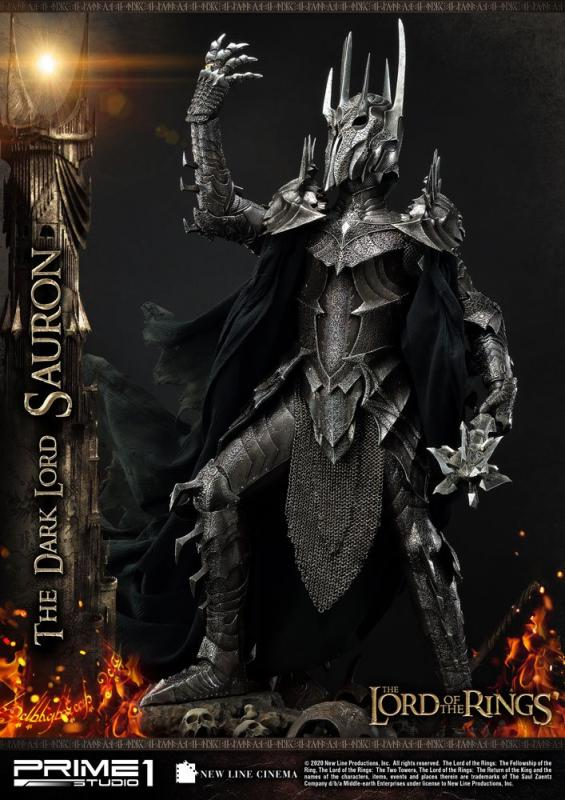 Lord of the Rings: The Dark Lord Sauron Exclusive Version - Statue 1/4 - Prime 1 Studio