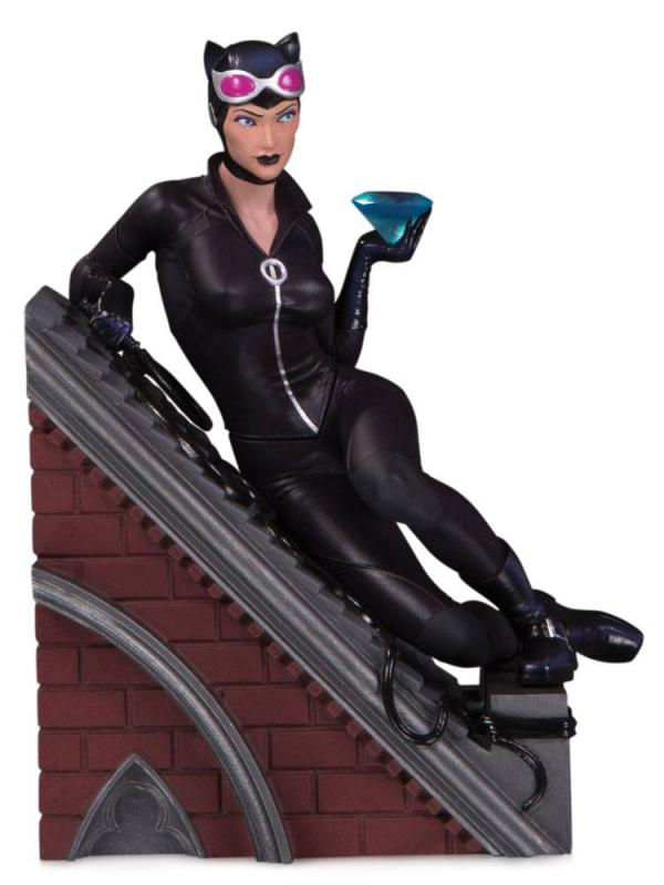 Batman-Villain Multi-Part Statue Catwoman 12 cm (Part 1 of 6) - DC Collectibles Group