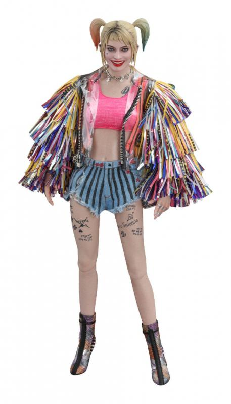 Birds of Prey: Harley Quinn (Caution Tape Jacket Version) - Figure 1/6 - Hot Toys