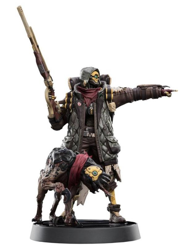 Borderlands 3: Fl4k - Figures of Fandom PVC Statue 26 cm - Weta