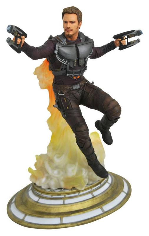 Guardians of the Galaxy Vol. 2: Star-Lord - Marvel Gallery PVC Statue 28 cm - Diamond