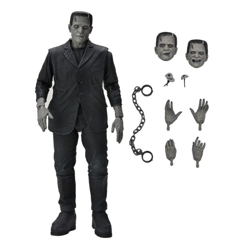Universal Monsters: Frankenstein's Monster 1/7 Action Figure - Neca