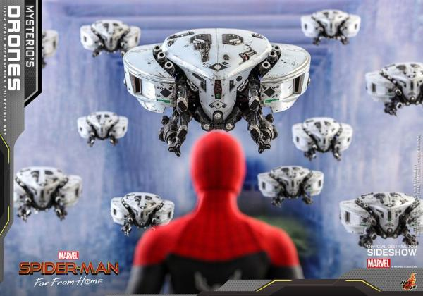 Spider-Man: Far From Home - Accessories Collection Series Mysterio's Drones - Hot Toys