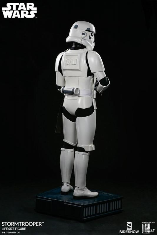 Star Wars Life-Size Statue Stormtrooper 198 cm