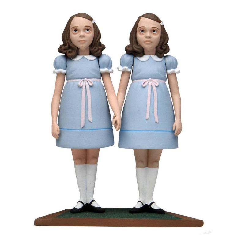 The Shining: The Grady Twins 15 cm Action Figures 2-Pack - Neca