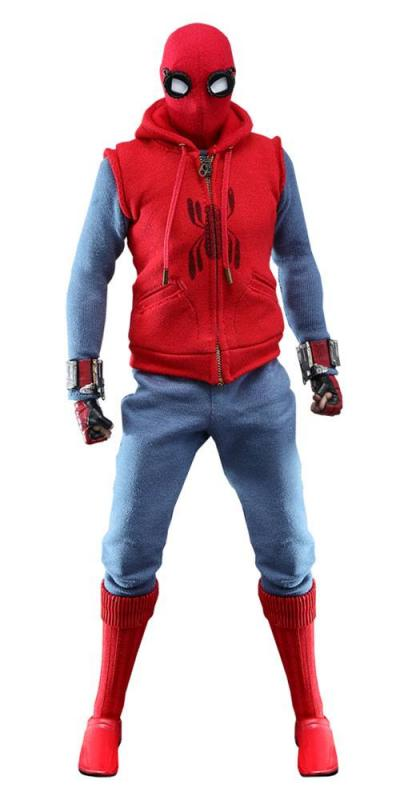 Spider-Man: Far From Home Movie Masterpiece Action Figure 1/6 Spider-Man 29 cm