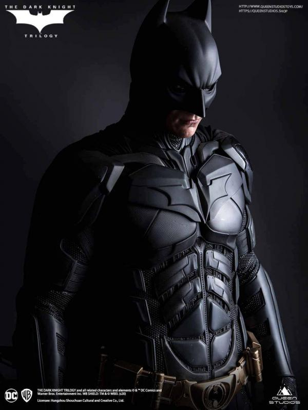 The Dark Knight Statue 1/3 Batman Deluxe Edition 68 cm