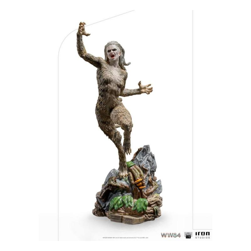 Wonder Woman 1984: Cheetah - BDS Art Scale Statue 1/10 - Iron Studios