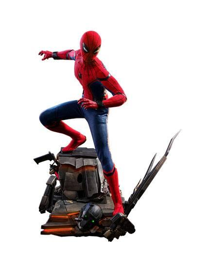 Spider-Man: Homecoming Quarter Scale Series Action Figure 1/4 Spider-Man 44 cm