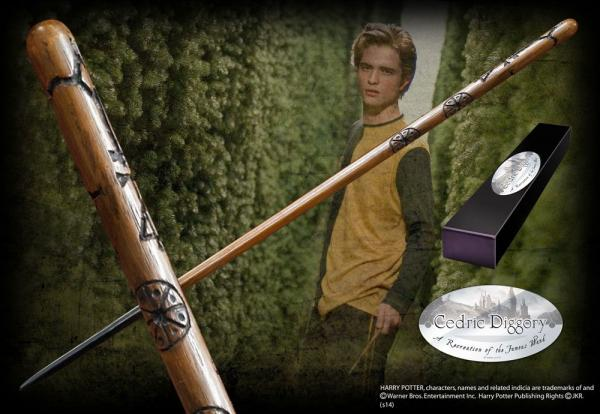 Harry Potter Wand Cedric Diggory (Character-Edition) - Noble Collection