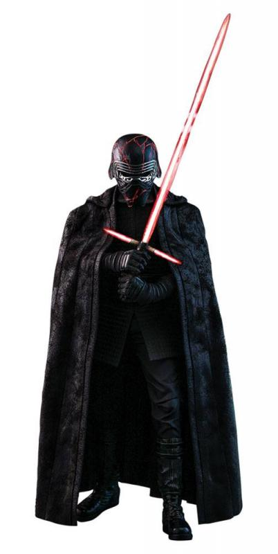 Star Wars Episode IX: Kylo Ren - Figure 1/6  Hot Toys