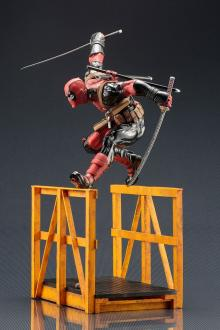 Marvel Now ARTFX Statue 1/6 Super Deadpool 43 cm