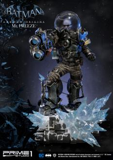 Batman Arkham Origins Statue Mr. Freeze 89 cm