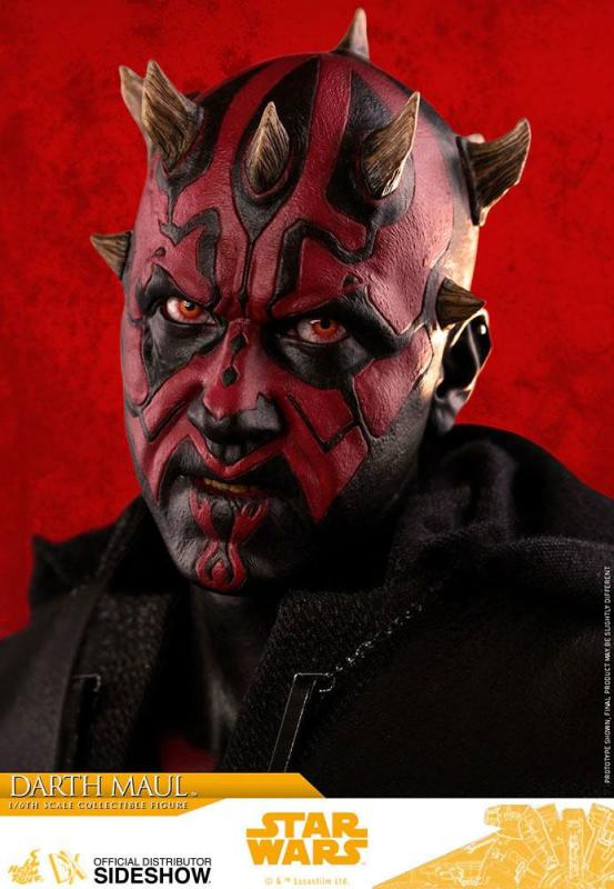 Solo: A Star Wars Story Movie Masterpiece Action Figure 1/6 Darth Maul 29 cm
