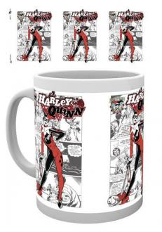 Batman Mug Harley Quinn Comic