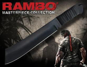 Rambo Replica 1/1 Knife Masterpiece Collection Standard Edition 46 cm