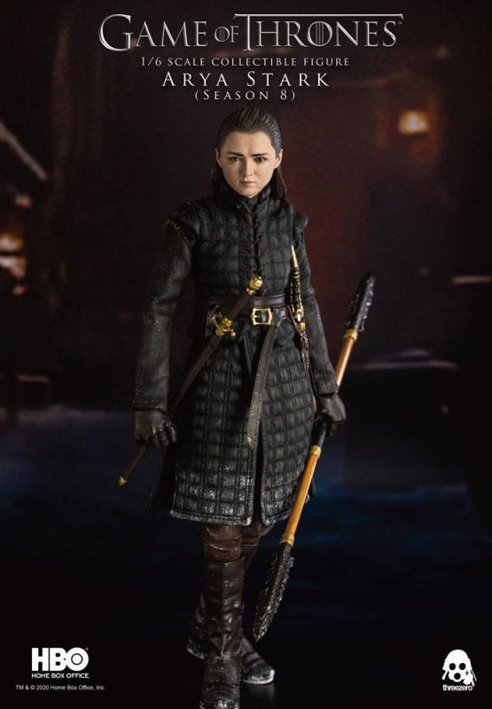 Game of Thrones: Arya Stark - Action Figure 1/6 - ThreeZero