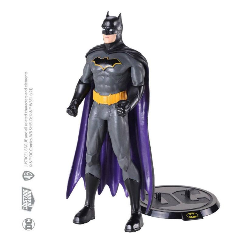 DC Comics: Batman 19 cm Bendable Figure - Noble Collection